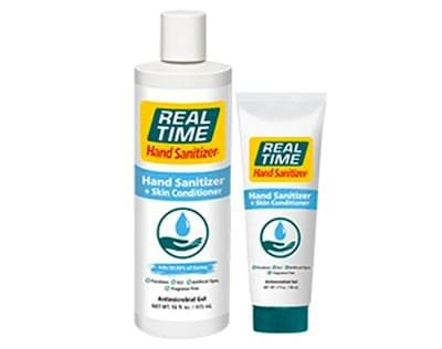 Real time Hand Sanitizer