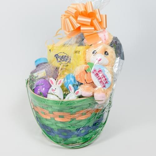 Easter Basket (Choose for Boy or Girl)