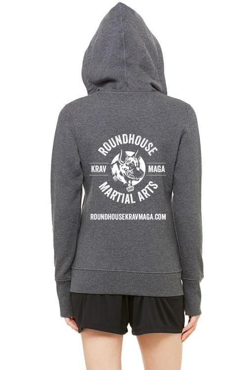 Women's Round Logo Hoodie