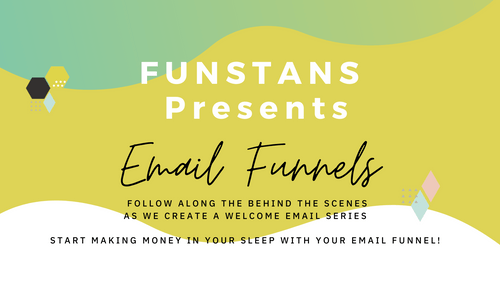 LIVE TRAINING webinar with Hattie on Email funnels
