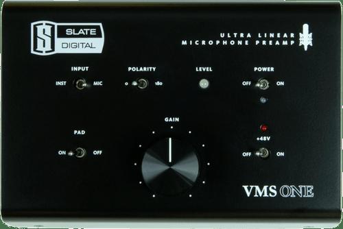 VMS ONE Pre-Amp