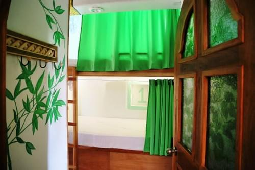 The Green Room / La Habitación Verde