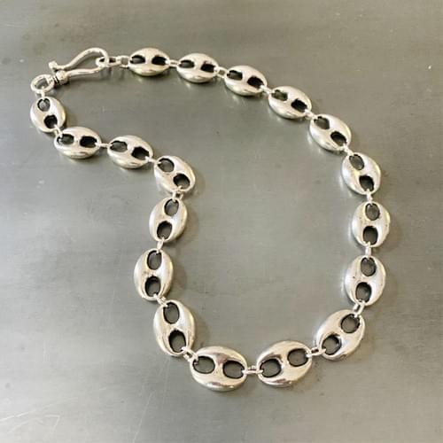 Marine Link Necklace