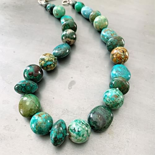 Timeless Turquoise Necklace