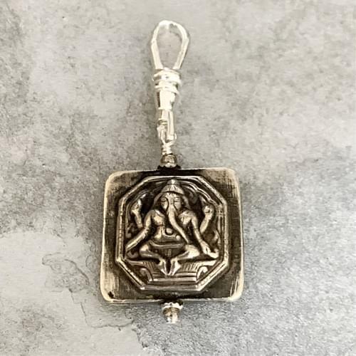Rajasthani Silver Ganesh