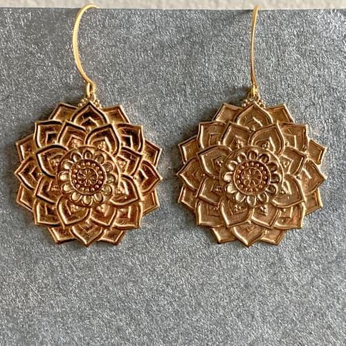 Lotus Mandalas