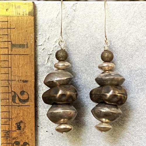 Cairn Stack Earrings