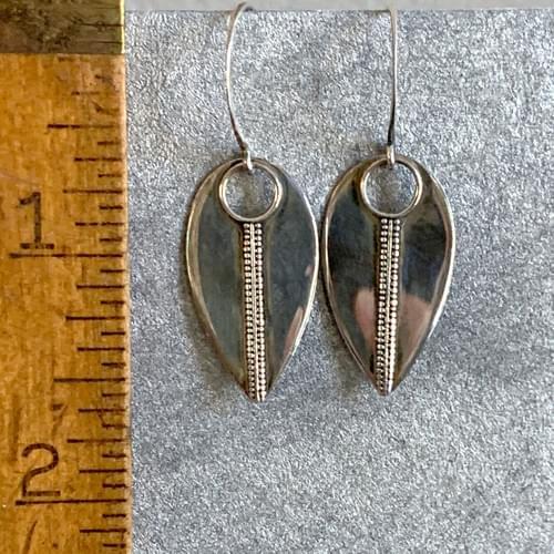 Sterling Silver Shields