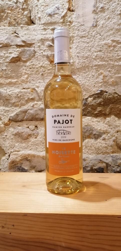 Le Noisette - Domaine de Pajot -  Famille Barreau - IGP Côtes de Gascogne