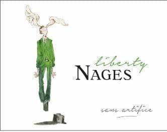 Liberty Nages - Château de Nages - Famille Gassier - Vallée du Rhône - Vin de France