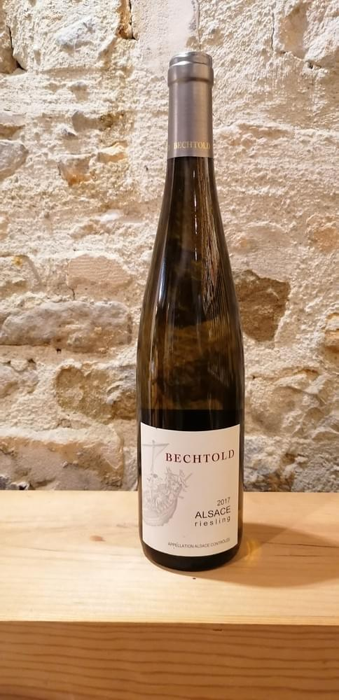 Riesling 2017 -  Domaine Bechtold - AOC Alsace