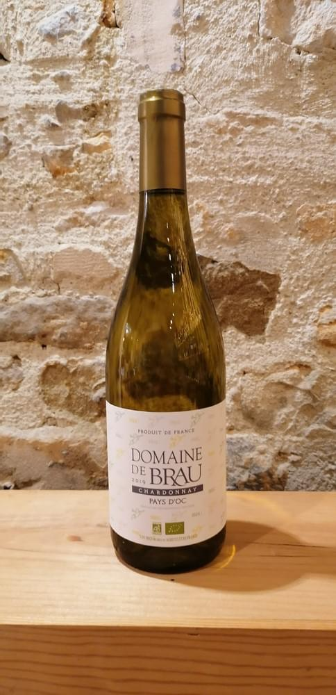 Chardonnay - Domaine de Brau - AOP Pays d'Oc
