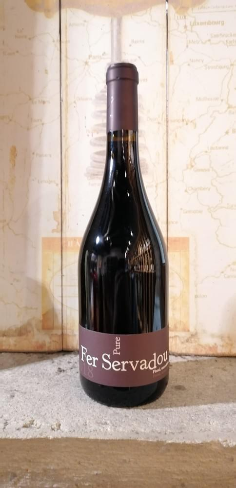 Fer servadou 2018   Château de Brau - Languedoc - Vin de France
