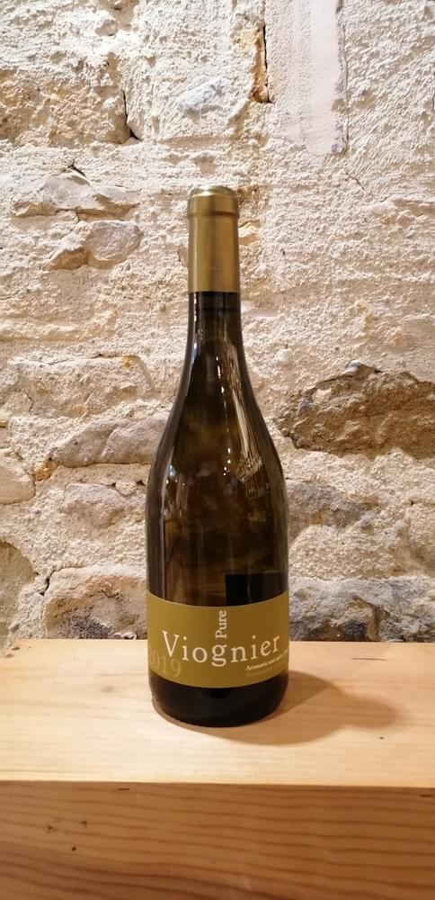 Viognier - Gamme Pure   Château de Brau - Vin de France