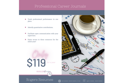 Professional Career Journal
