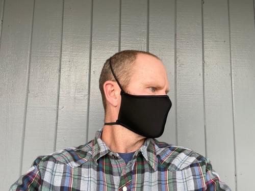 2.5 Face shield