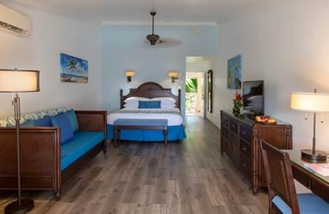 Junior Suite - King bed only