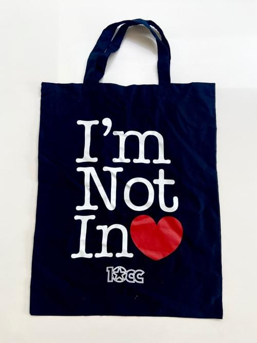 10CC  - NZ Tour tee * With free tote bag