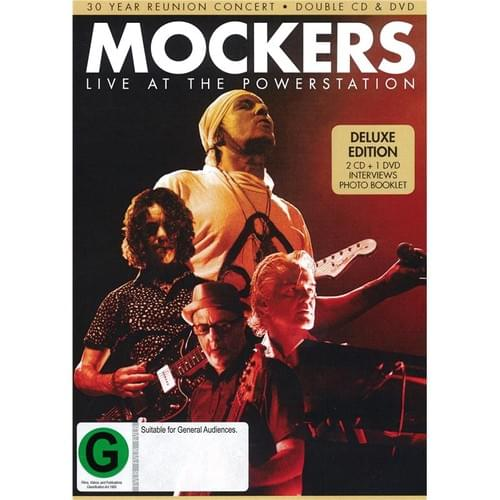 Mockers Live At The Powerstation - 2 CD, 1 DVD