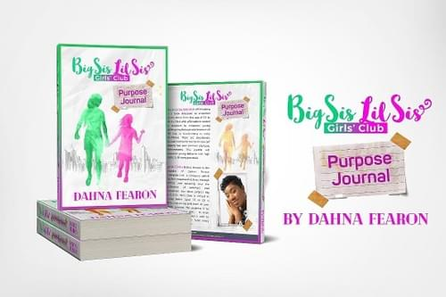 Big Sis Lil Sis Girls' Club Journal