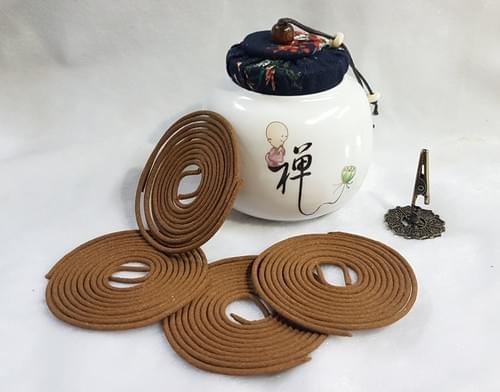 觀音祈福香_環香(四小時)