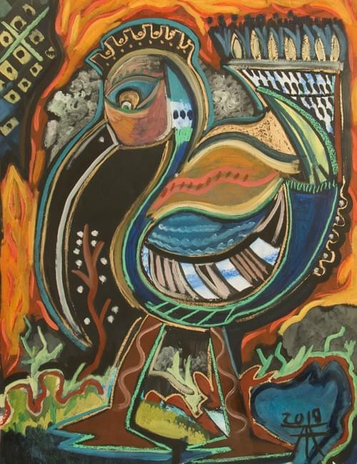 Le dodo de feu - Timothy Archer