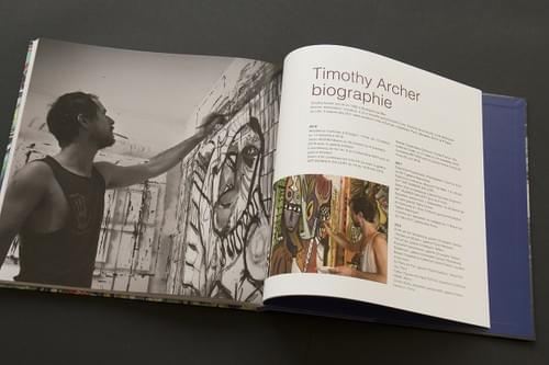 ATAVISME - Timothy ARCHER