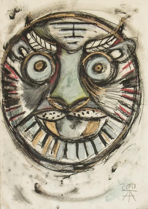 tête de tigre #2