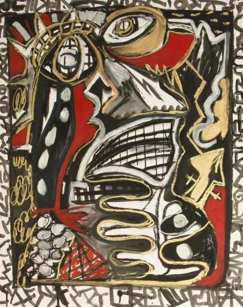 Tête écarlate - Timothy ARCHER