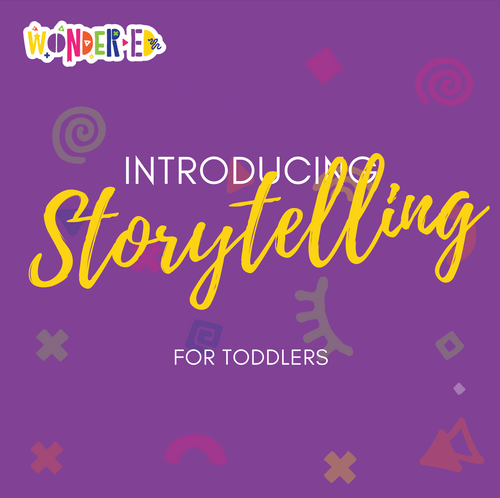Storytelling for Toddlers