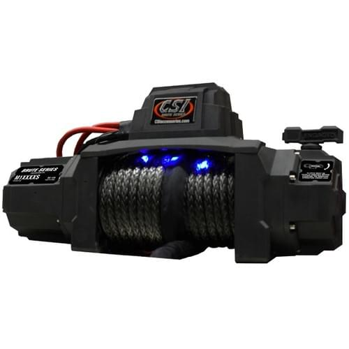 CSI 10000 pound Synthetic Winch
