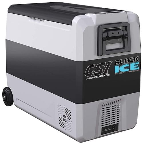 Black Ice Refrigerator / Freezer 63 Quart