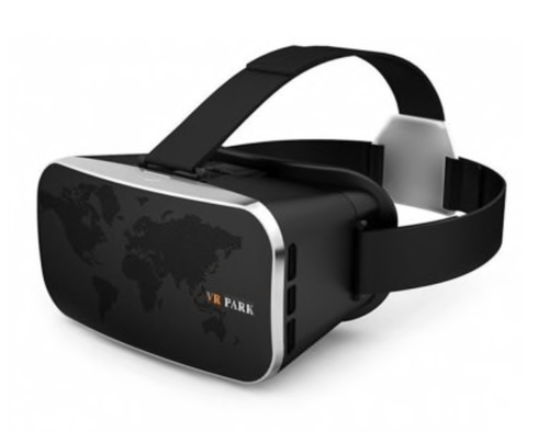 VR PARK-V3 Virtual Reality 3D Video Glasses Headset  avec Control
