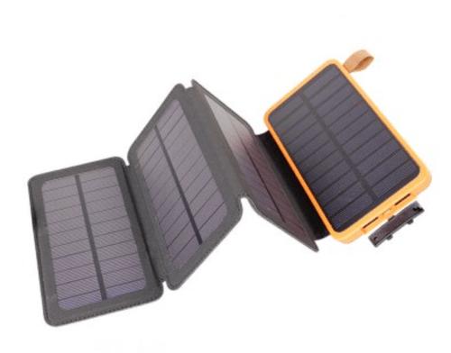 Recharge solaire prise USB
