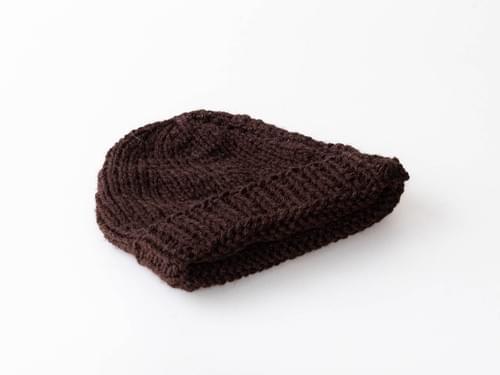 Bonnet simple (motifs et coloriés variés)