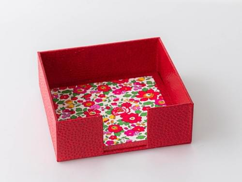 Boîte range-serviette