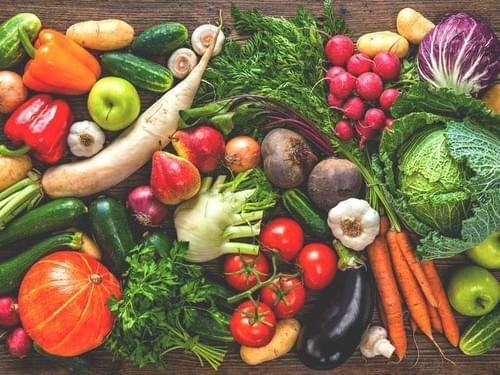 Découverte de la cuisine végétarienne - samedi 20/11/2021