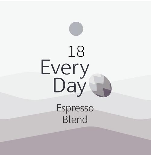 [中烘焙] No.18 EveryDay 日常配方 Espresso Blend