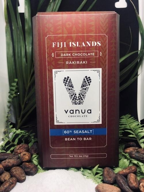 Vanua Chocolate 60% Sea Salt