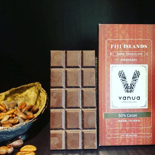 Rakiraki 50% Chocolate Bar