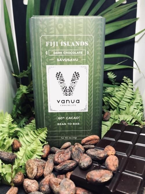 Savusavu 60% Vanua Chocolate