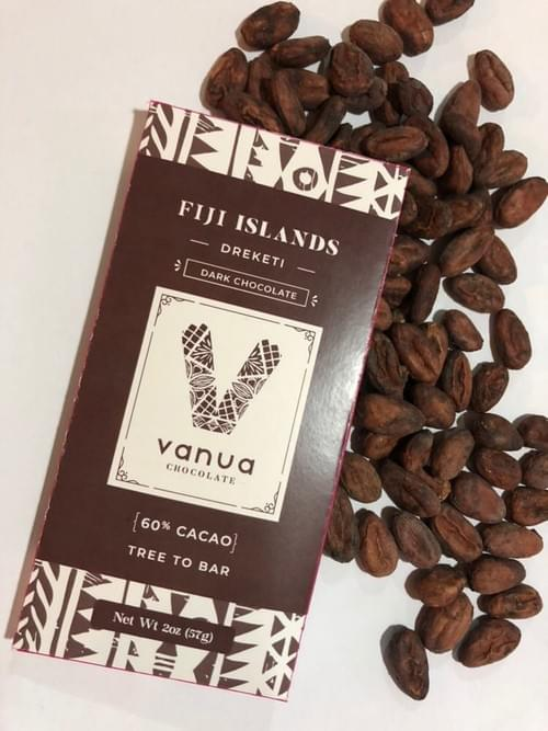 CacaoFiji, Dreketi 60%Dark