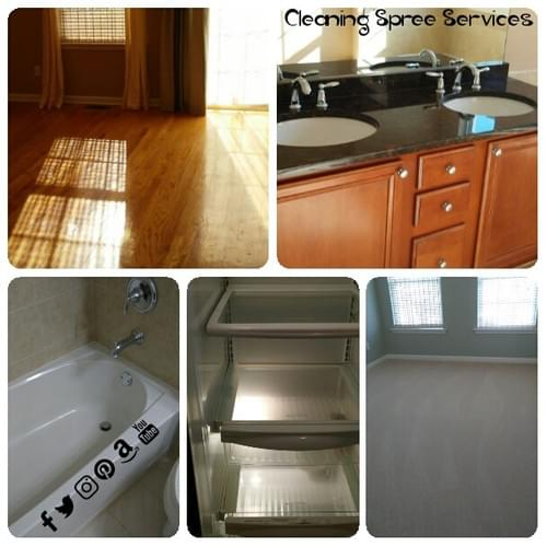 Move in/Move out Deep Cleaning