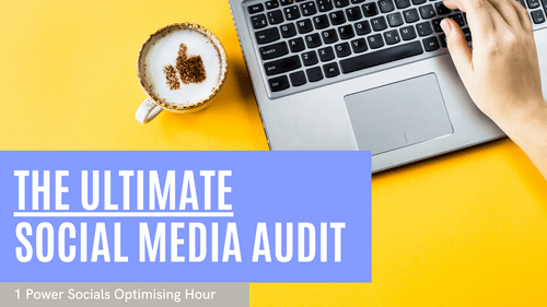 The Social Media Audit - 1 Hour