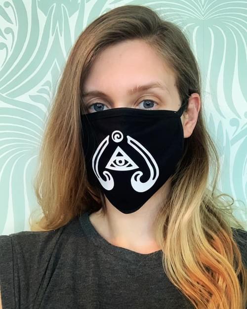 Poleluminati Mask