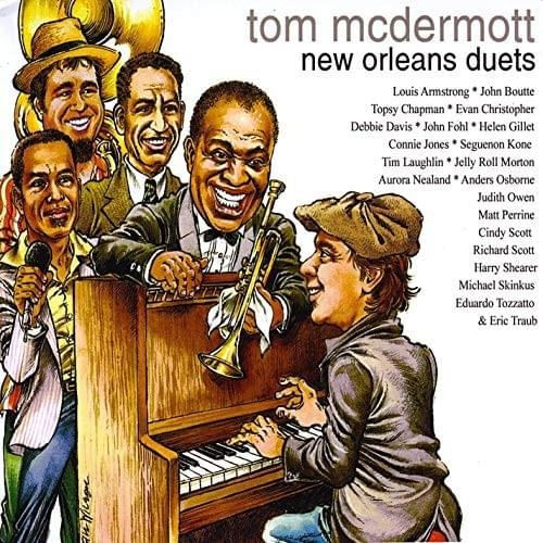 New Orleans Duets by Tom McDermott & Friends
