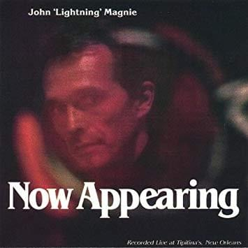 Now Appearing by John Magnie
