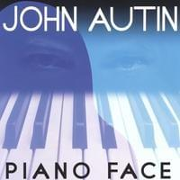 Piano Face by John Autin