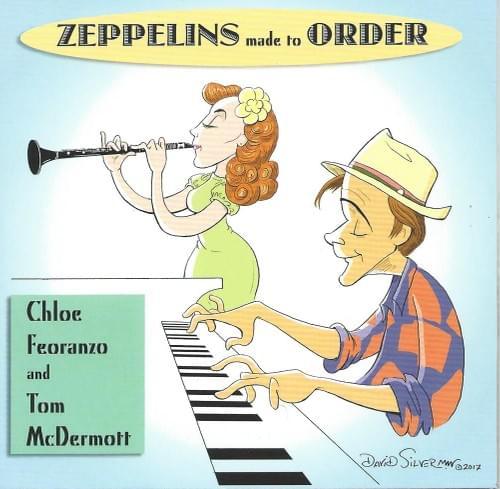 Zeppelins Made to Order by Tom McDermott & Chloe Feoranza