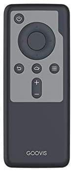 GOOVIS共通のコントローラー G2、Pro、T2、Lite
